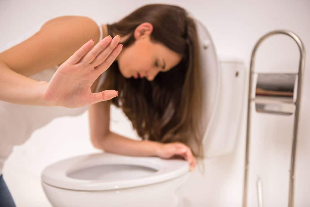 Náuseas y vómitos en el embarazo