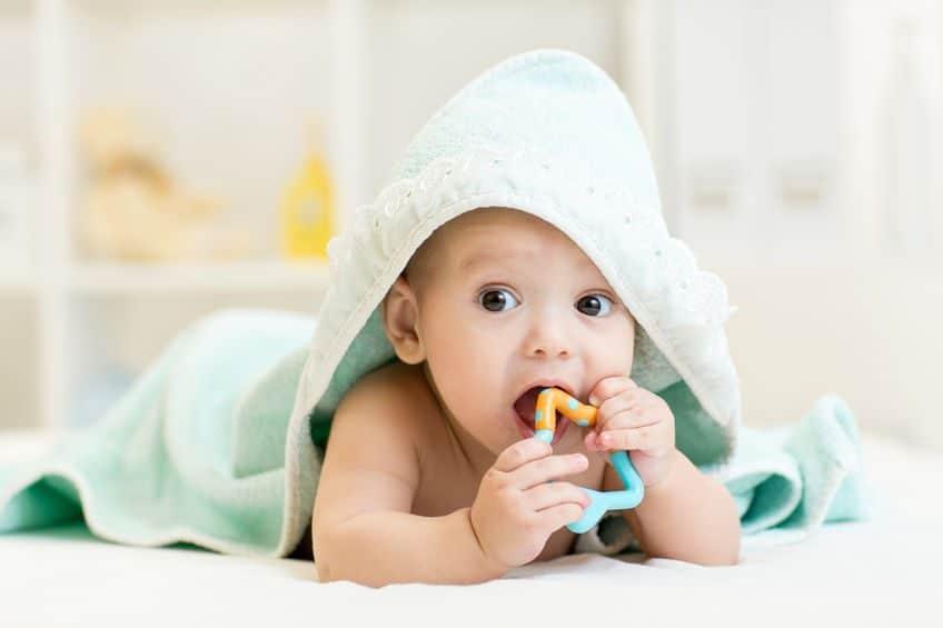 Proteger la piel del bebé