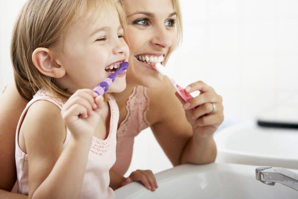 dientes de leche cuando salen
