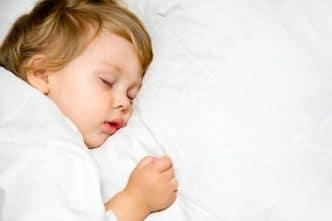 hijo de más de 3 años que no duerme bien