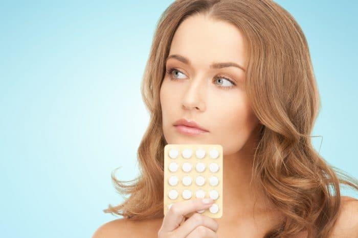 Si estas embarazada y sigues tomando pastillas anticonceptivas