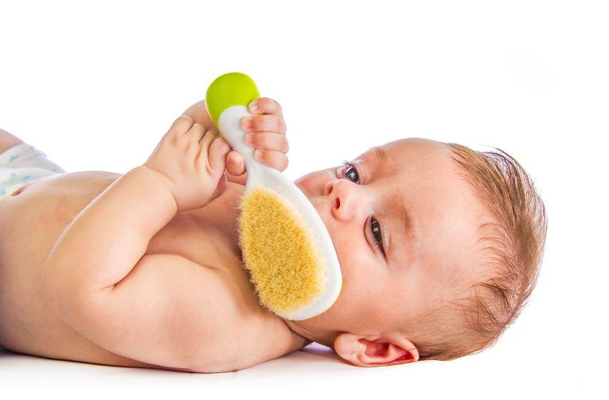 Caída del cabello en el recién nacido: todo lo que debes saber