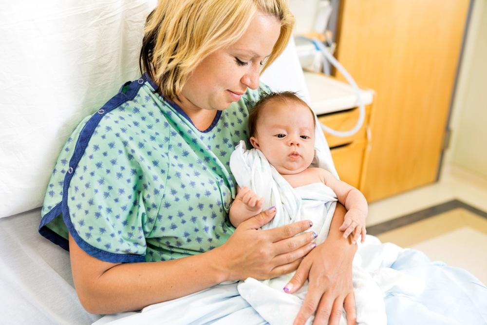 Cuida cuerpo después parto