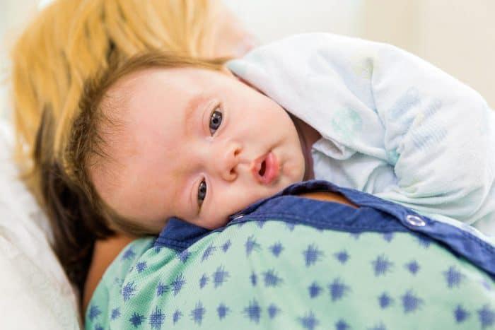 Cuidados post parto