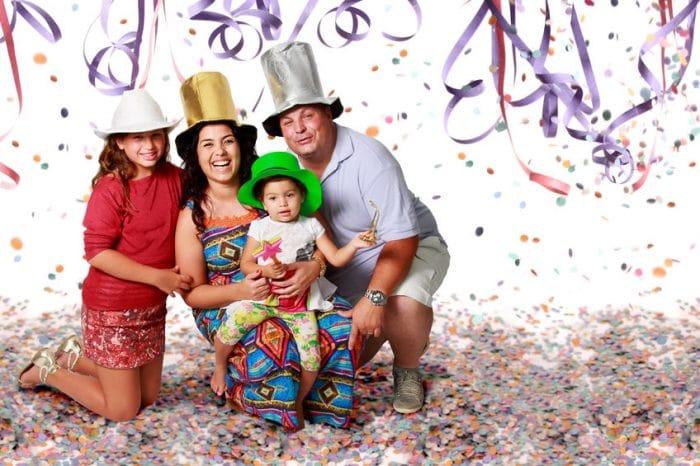 Hipercelebración hijos problema padres