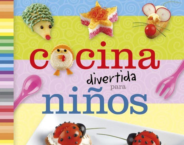 Libro Cocina Divertida Para Niños