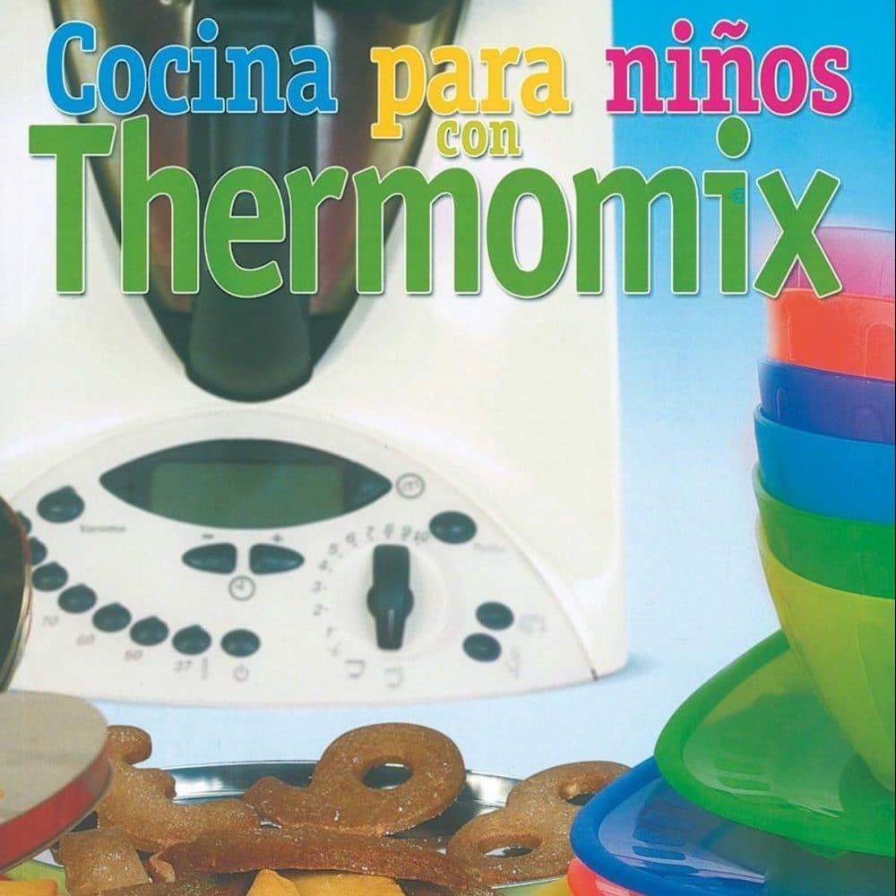 Libro Cocina para niños con Thermomix