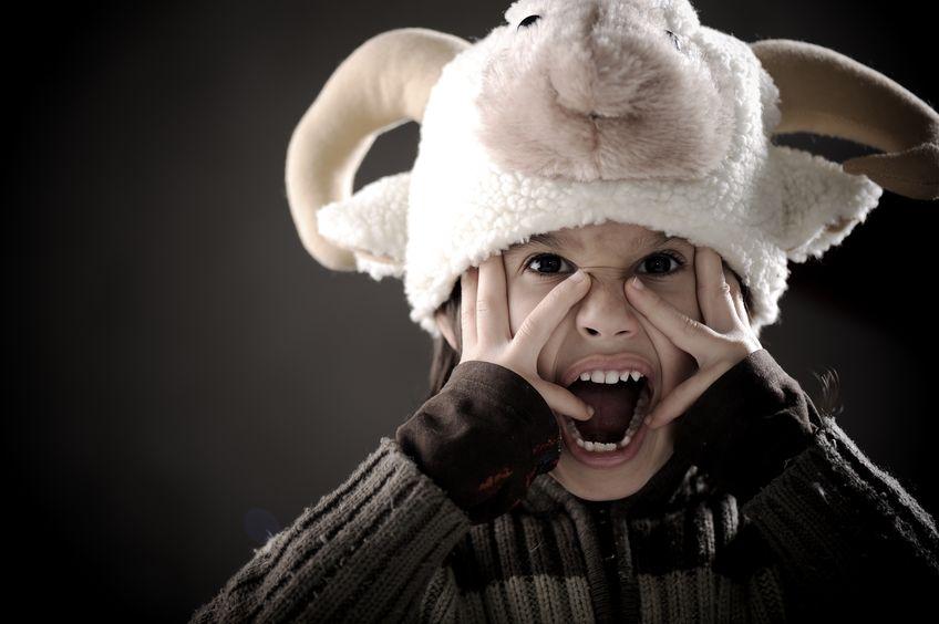 Los efectos negativos de los gritos en los niños