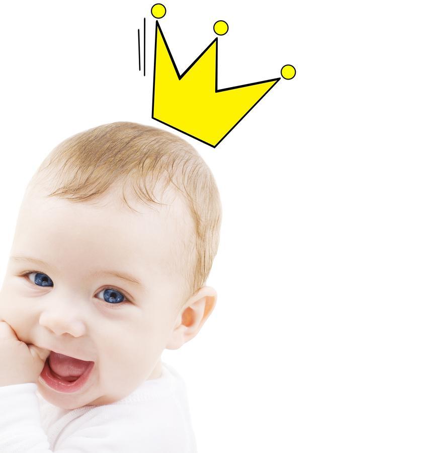 Mi hijo es mi príncipe