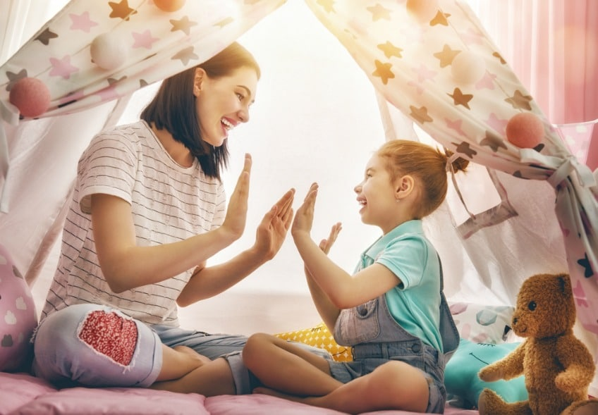 Secretos para criar bien a un niño