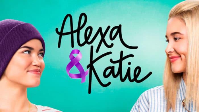 Serie niños y adolescentes Netflix Alexa y Katie