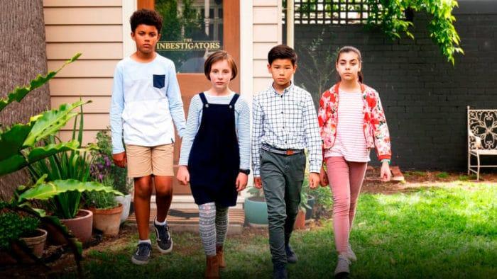 Serie niños y adolescentes Netflix The InBESTigators