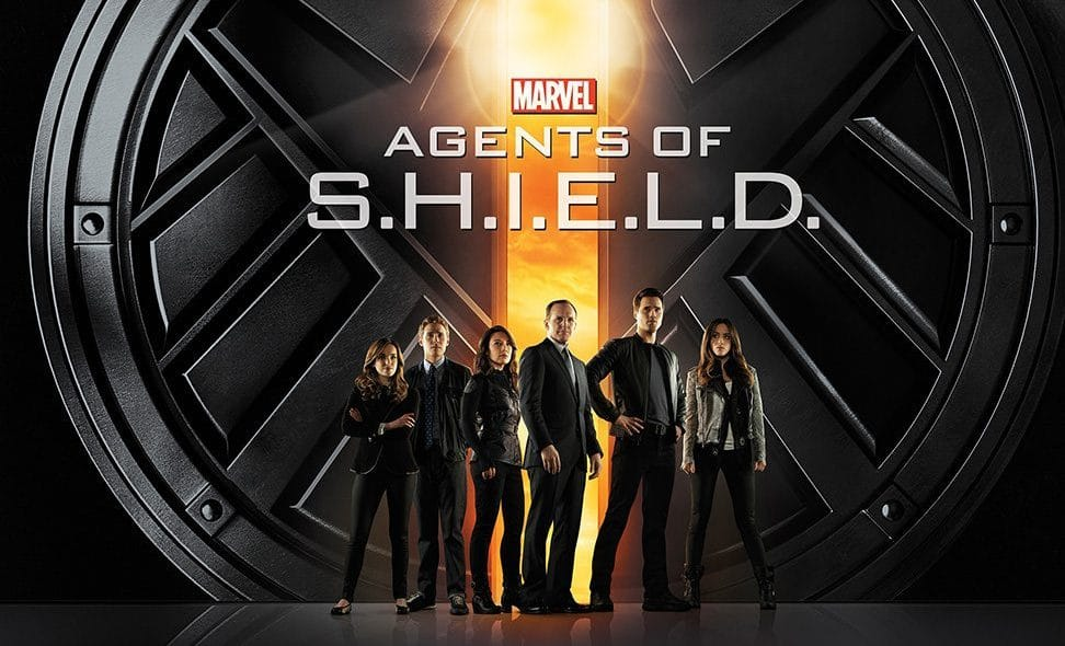 Serie familiar Netflix Agents of S.H.I.E.L.D