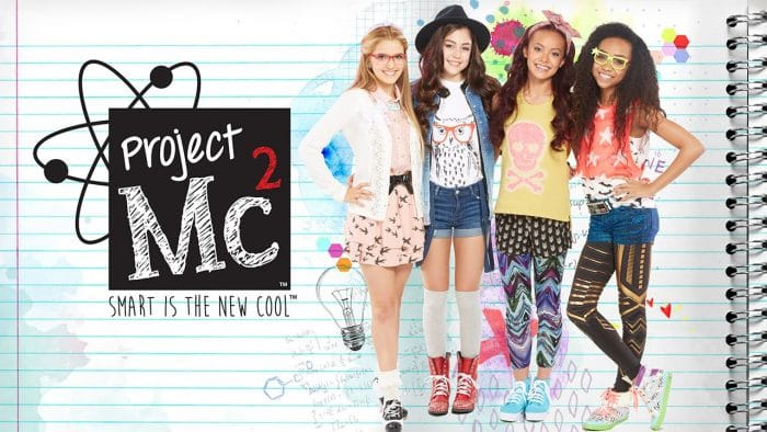 Serie familiar Netflix Project Mc²