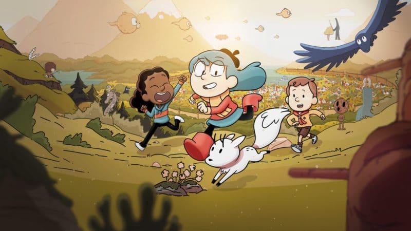 Serie infantil Hilda