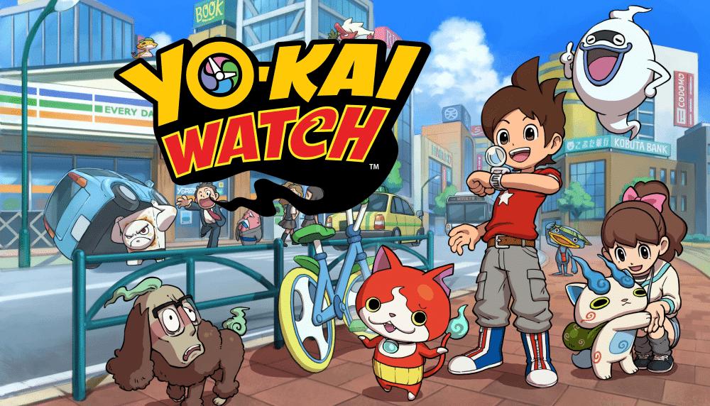 Serie infantil Netflix Yo-kai Watch