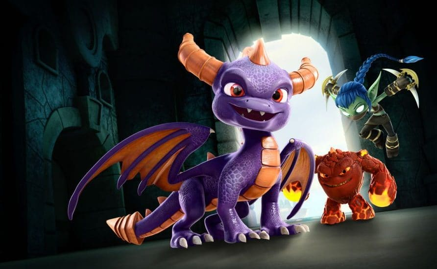 Serie niños Netflix Skylanders Academy