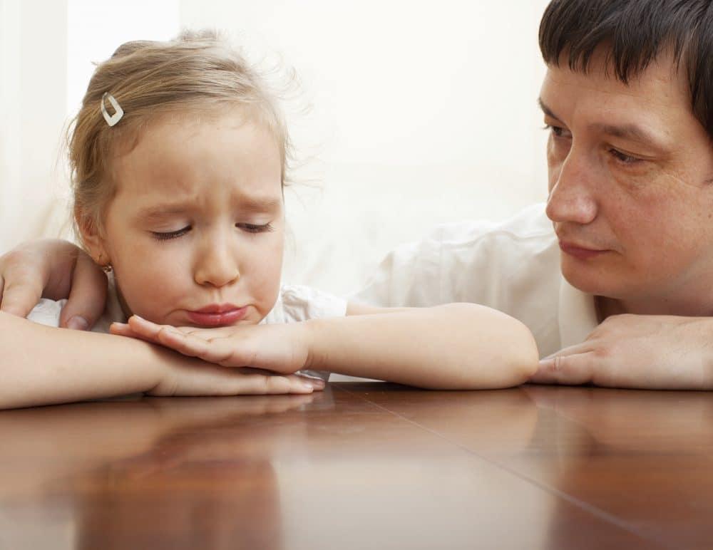 Un niño que tiene todo lo que quiere se convertirá en un adulto infeliz