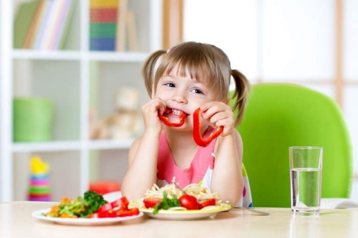 Tabla de las verduras de temporada para los más pequeños de casa