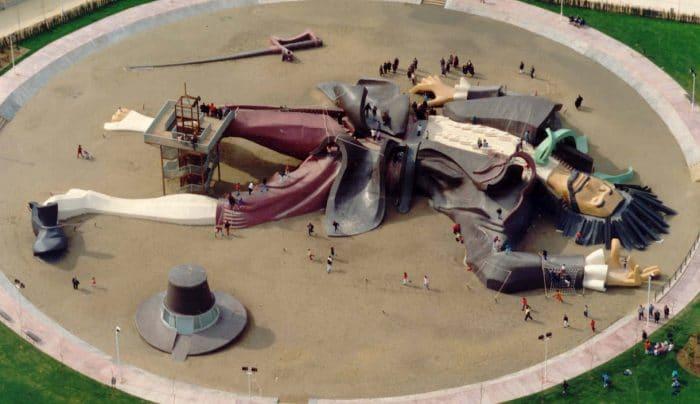 Viajes niños Parque Gulliver, en Valencia