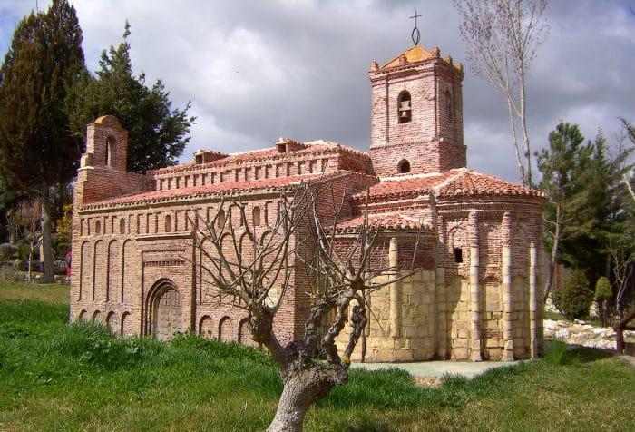 Parque temático de Mudéjar, en Valladolid