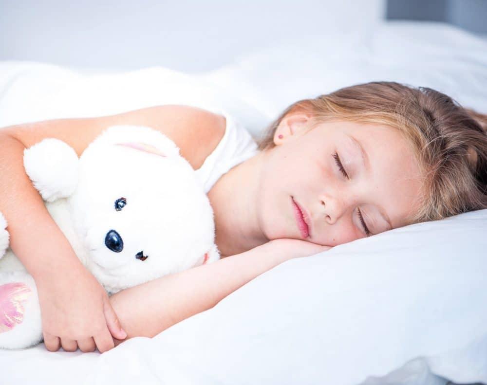rutina dormir niños
