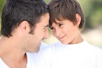 Crianza apego niños mimados