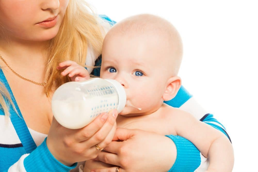 Dieta sin gluten bebés