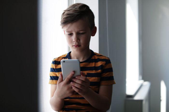 Edad comprar primer móvil niño
