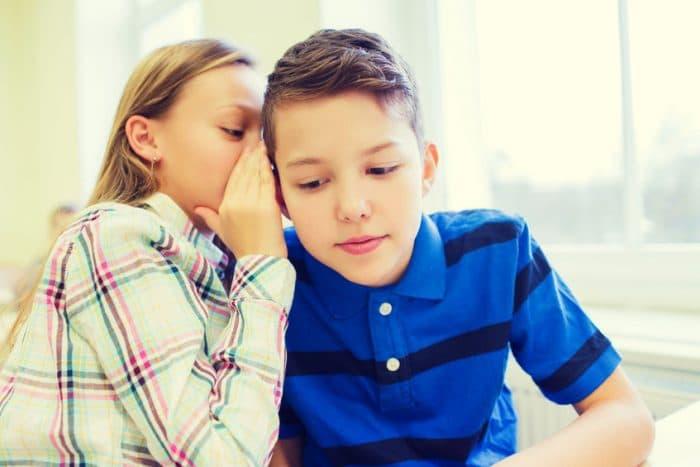Habilidades comunicación niños