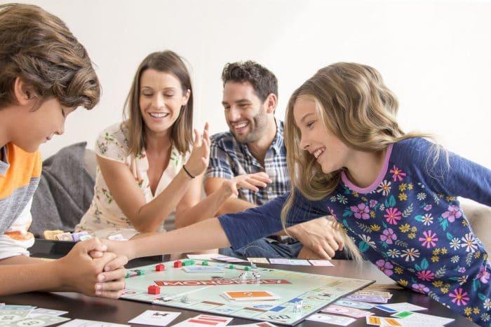 La Importancia De Los Juegos De Mesa En Familia Etapa Infantil