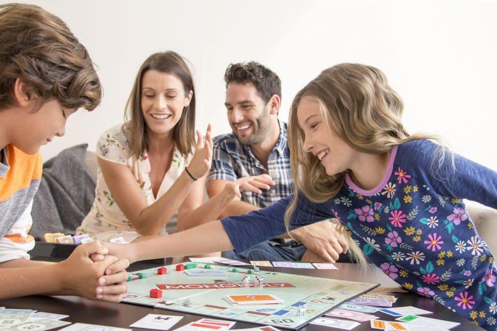 Importancia juegos mesa niños
