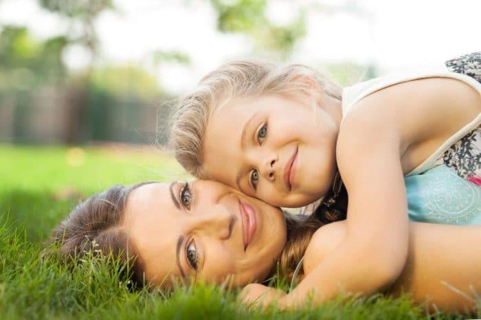 La maternidad transforma, pero no ahoga