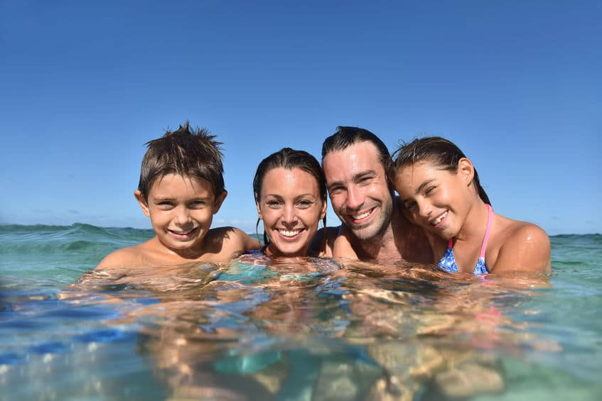 Los niños necesitan vacaciones: para estar contigo