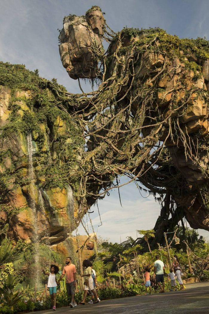 Montañas flotantes - Pandora – The World of Avatar