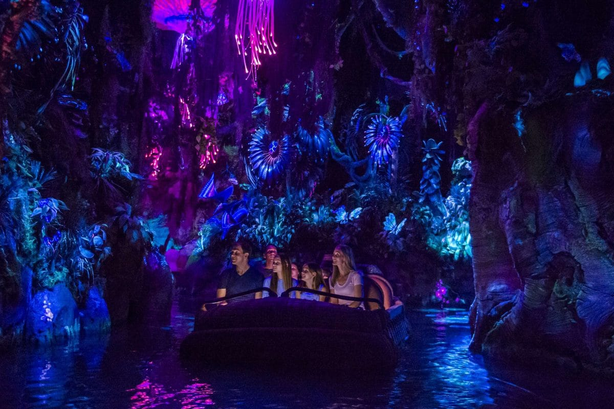 Na'vi River Journey - Pandora – The World of Avatar