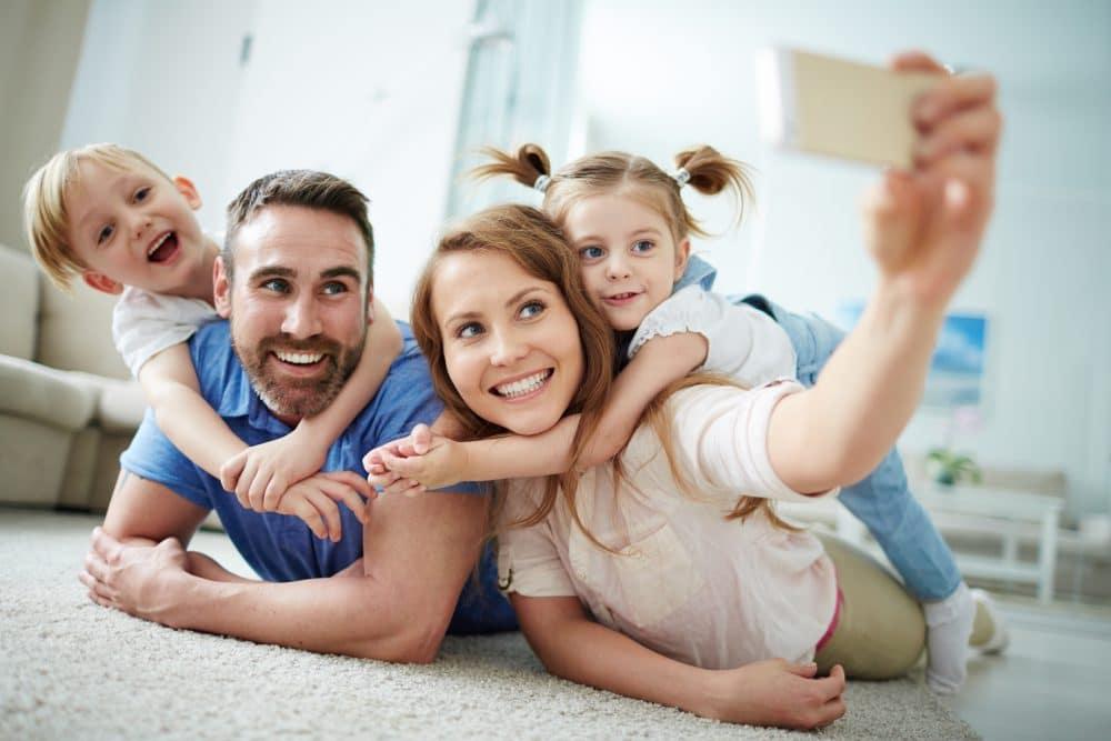 Normas y reglas en el hogar