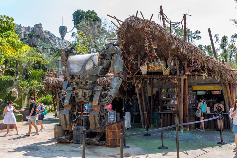 Pongu Pongu - Pandora – The World of Avatar