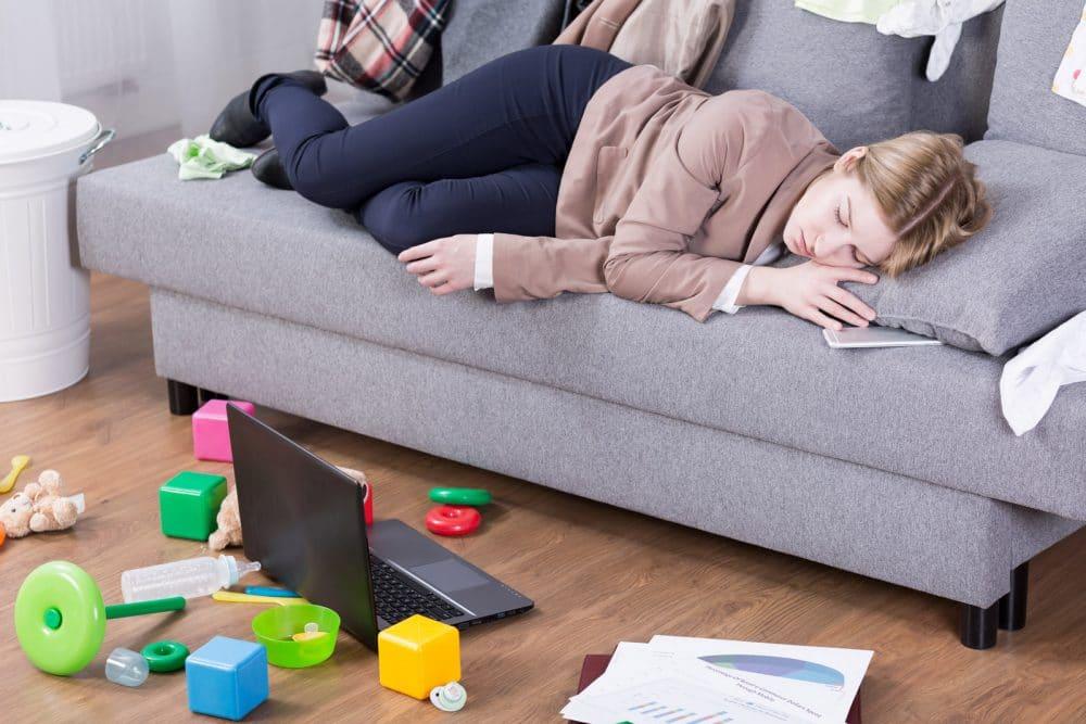 Síntomas Síndrome de Burnout