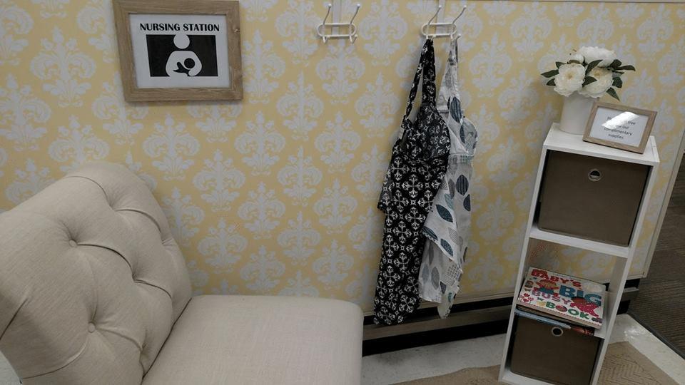 Salas para lactancia materna