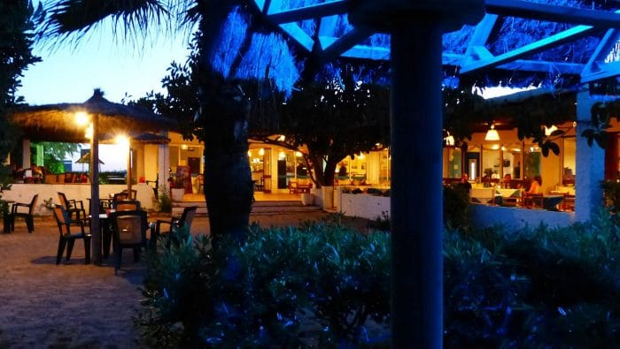 San Juan Restaurante Gavina, en Creixell de Mar, Tarragona