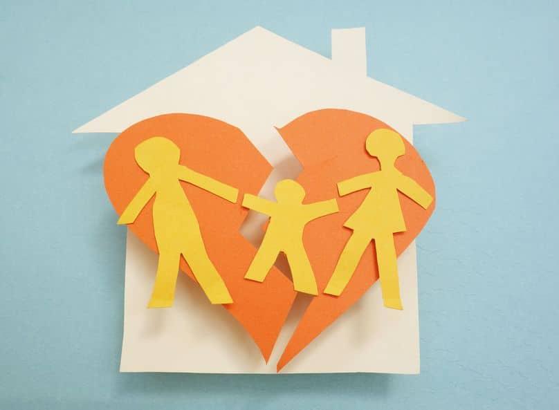 Separarse o convivir juntos por los hijos