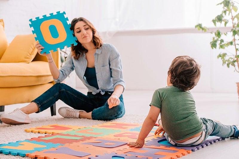 Aprender el abecedario para niños