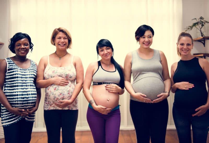 embarazo contagioso