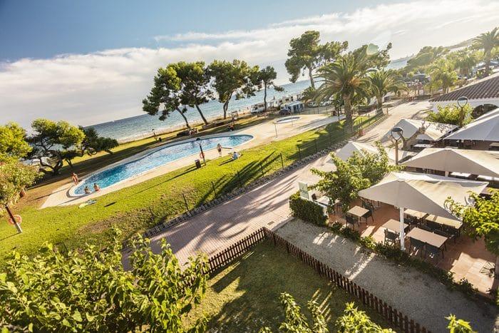 Los 7 mejores campings en tarragona para ir con ni os for Camping con piscina climatizada en tarragona