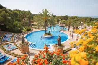 Camping Park Playa Barà, en Roda de Berà, Tarragona