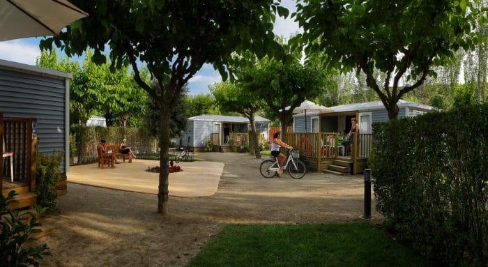 Camping Tamarit Park Resort, en Tamarit, Tarragona
