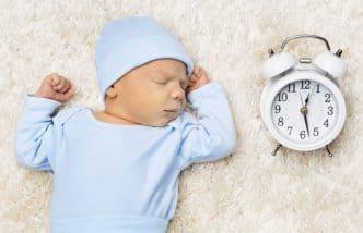 Carta bebé despierta noches mamá