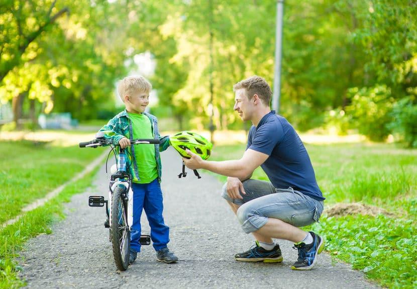 Enseña a tu hijo que lo que importa no es el resultado