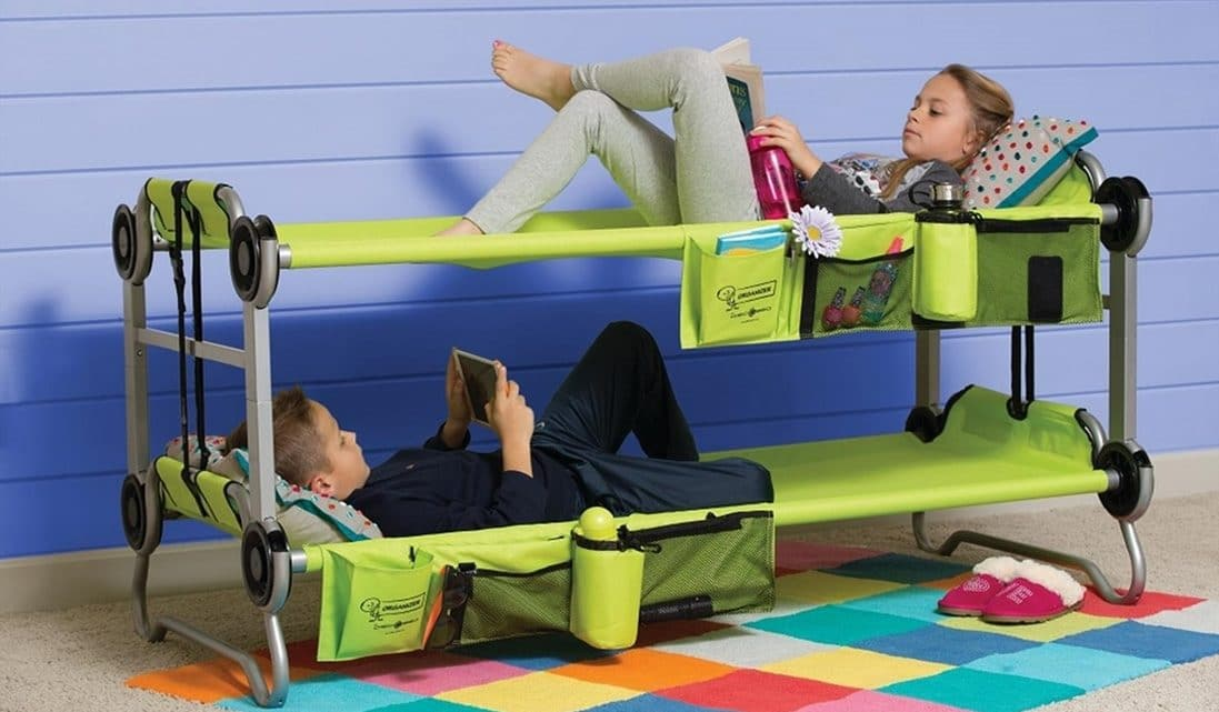 Kid-O-Bunk camping cama litera